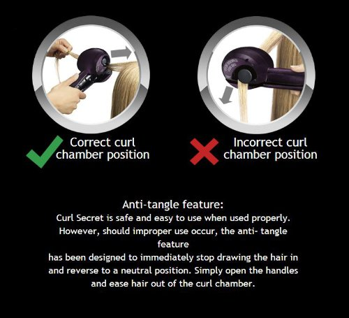 how-to-curl-infinity-pro
